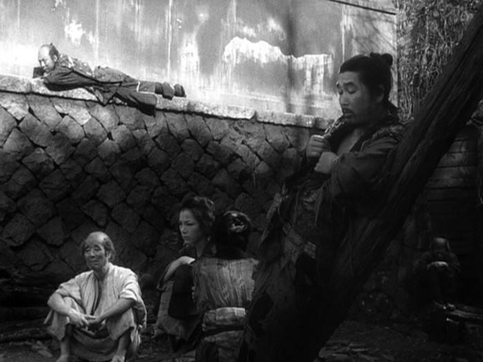Still from Akira Kurosawa's The Lower Depths