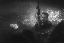 Still from Akira Kurosawa's Sanshiro Sugata