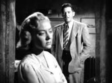 Audrey Totter and Robert Ryan in The Set-Up (1949)
